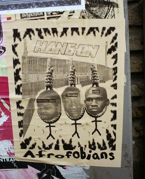 hang-onafrofobians