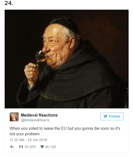 medieval-reactions